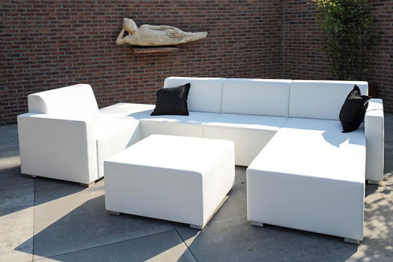 Tuinset goedkoop woonadvies - Decoratie witte lounge ...